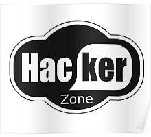 Hacker Zone Poster