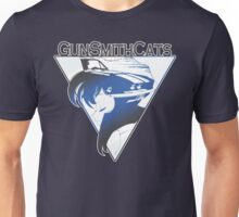 GunSmith Cats - RALLY BLUE Unisex T-Shirt