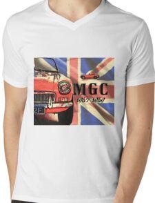 MGC 67-69 Mens V-Neck T-Shirt
