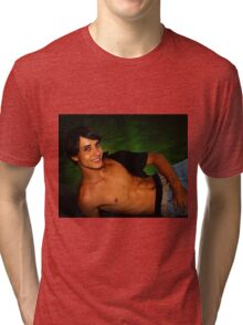Hey There Tri-blend T-Shirt