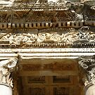 Celsus Library  (Ephesus) - detail by Maria1606