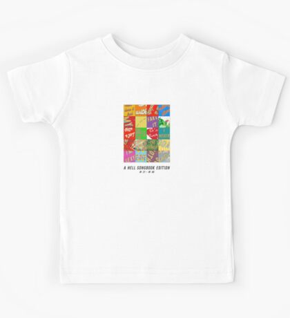 Hell Songbook Edition Complete # 21-40 Kids Tee