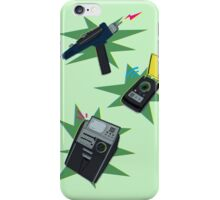 To Boldly Have Gone iPhone Case/Skin