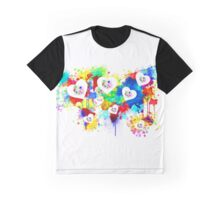 colorfull love Graphic T-Shirt