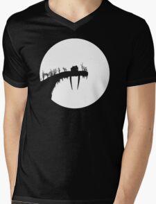 TUSK Mens V-Neck T-Shirt