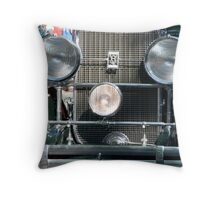 Caddy V8 Throw Pillow