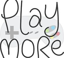 Play More by sleepiest