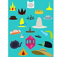 Come On Grab Your Hats Photographic Print