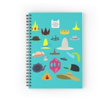 Come On Grab Your Hats Spiral Notebook