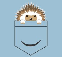 Hedgehog in your pocket! T-Shirt