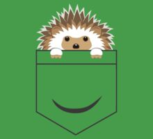 Hedgehog in your pocket! Kids Clothes