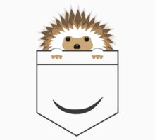 Hedgehog in your pocket! Kids Tee