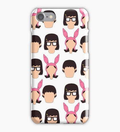 I love you, but you're all terrible.  iPhone Case/Skin
