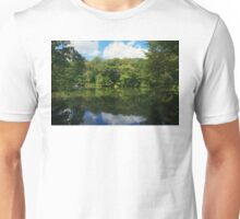 Reflections of Green Unisex T-Shirt