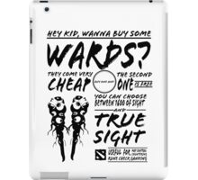 The Wards Dealer iPad Case/Skin