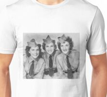 The Andrews Sisters Unisex T-Shirt