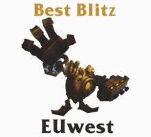Best Blitzcrank EUwest by TypoGRAPHIC