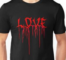 Blood Love  Unisex T-Shirt