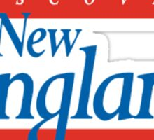 Discover New England Sticker