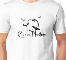 Carpe noctem, seize the night Unisex T-Shirt