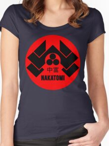 Nakatomi Tower McClane Women's Fitted Scoop T-Shirt