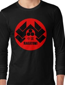 Nakatomi Tower McClane Long Sleeve T-Shirt