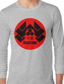 Nakatomi Tower McClane Long Sleeve T-Shirt