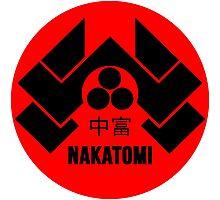 Nakatomi Tower McClane Photographic Print