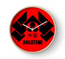 Nakatomi Tower McClane Clock