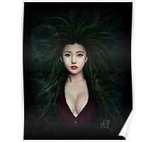 Fantasy Chinese Portrait Poster