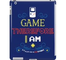 I Game iPad Case/Skin