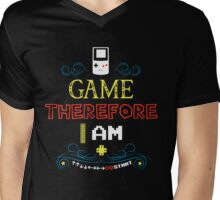 I Game Mens V-Neck T-Shirt