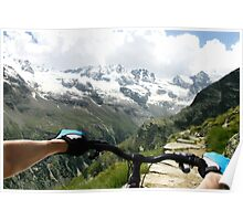 Mountain Bike Poster