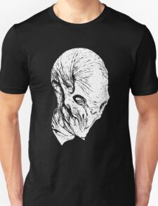 The Silence(whiteline)  Unisex T-Shirt