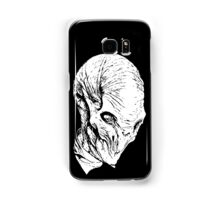 The Silence(whiteline)  Samsung Galaxy Case/Skin