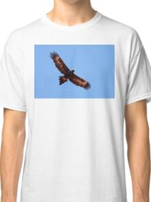 Wedge-tailed Eagle ~ Soar High Fly Free Classic T-Shirt