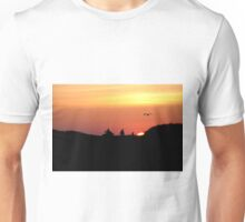 South Beach Sunset Unisex T-Shirt