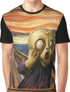 Aahhh!!! Graphic T-Shirt
