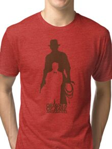 Obtainer of Rare Antiquities Tri-blend T-Shirt
