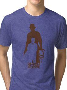 Obtainer of Rare Antiquities Tri-blend T-Shirt