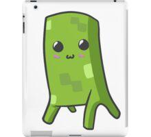 Cute Creeper iPad Case/Skin