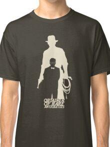 Obtainer of Rare Antiquities (light) Classic T-Shirt