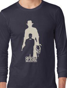 Obtainer of Rare Antiquities (light) Long Sleeve T-Shirt