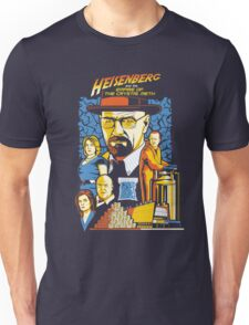 Heisenberg and the Empire of the Crystal Meth Unisex T-Shirt