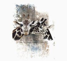 Snuggle Bug Giraffe Kids Tee