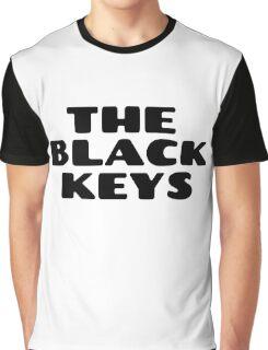 the black keys rock band cool guitar rocker t shirts Graphic T-Shirt