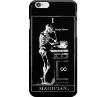 Magician Tarot I iPhone Case/Skin