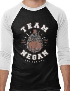 Team Negan Men's Baseball ¾ T-Shirt