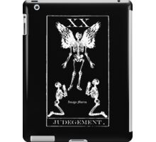 Judgement Tarot XX iPad Case/Skin