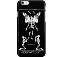 Judgement Tarot XX iPhone Case/Skin